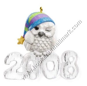 "<font face=""arial"" size=""2""><b>2008 Cool Decade #9</b><br>2008 Hallmark Keepsake Series Ornament <br><i> (Scroll down for additional details) </i> </font>"