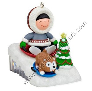 "<font face=""arial"" size=""2""><b>2008 Frosty Friends #29</b><br>2008 Hallmark Keepsake Series Ornament <br><i> (Scroll down for additional details) </i> </font>"