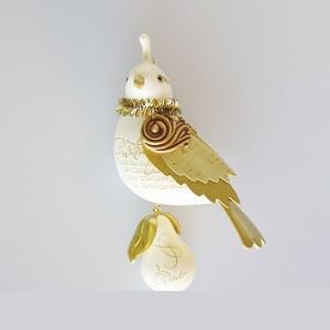 2011 Twelve Days of Christmas Hallmark Ornament | Keepsake Ornament ...