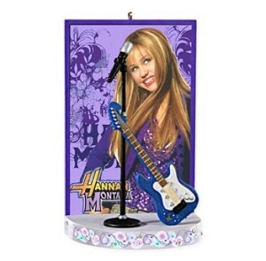 2008 Hannah Montana2008 Hallmark Keepsake Magic Ornament  (Scroll down for additional details)