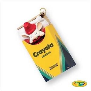 2007 Crayola Colorful Dreams Hallmark Christmas Ornament ...