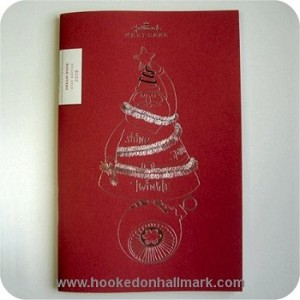 2008 Hallmark Ornament Dreambook Club Edition