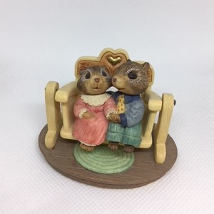 Swingtime Love - Tender Touches Figurine - RARE